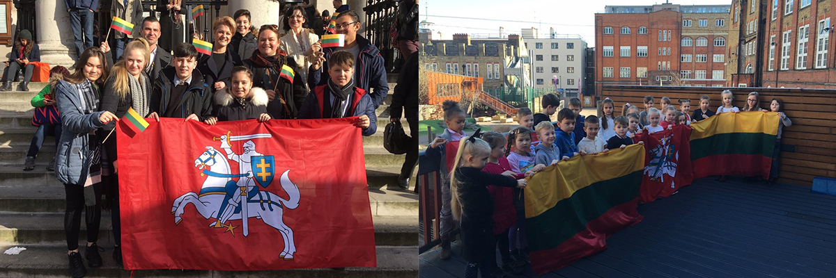 Lithuanian State Holidays at EC Lighthouse Lithuanian schools